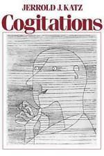 Cogitations: A Study of the Cogito in Relation to the Philosophy of Lo-ExLibrary