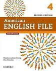 American English File: 4: Student Book with Online Practice by Oxford University Press (Mixed media product, 2014)