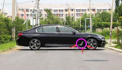 Rear Bumper Left Lower Chrome Trim Molding for BMW G11 G12 740i 750i Li 2016-18