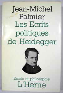PALMIER-Jean-Michel-Les-ecrits-politiques-de-Heidegger-Paris-1968