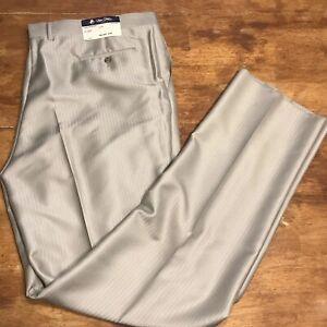 Sean John Men/'s $79.50 Casual Stripe Navy Pants Choose Size