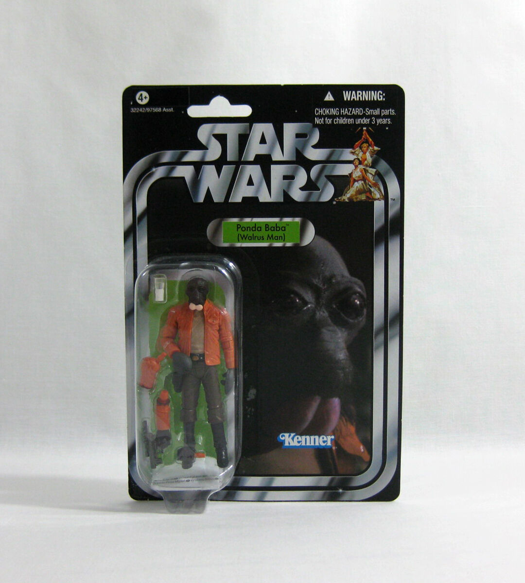 NEW 2011 Star Wars ✧ Ponda Baba ✧ Vintage Collection VC70 MOC