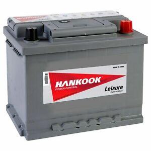 12V-65Ah-Batterie-de-Batterie-a-Decharge-Profonde-Pour-Caravane-Camping-Car-XV65
