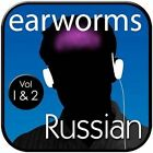 Rapid Russian, Vols. 1 & 2 by Earworms (CD-Audio, 2015)