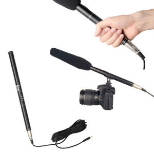 Interview-Shotgun-Microphone-Directional-MIC-for-Phones-Cameras-Recording-Video