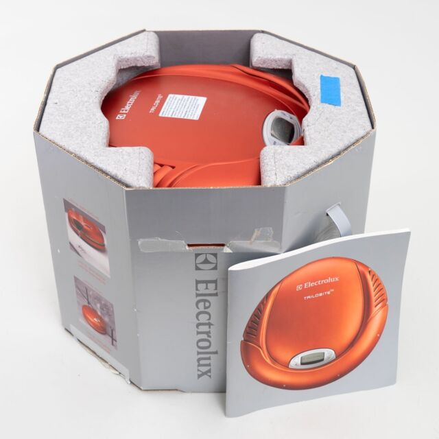 Electrolux Trilobite Robotic Vacuum Cleaner Red Self Roving Automatic