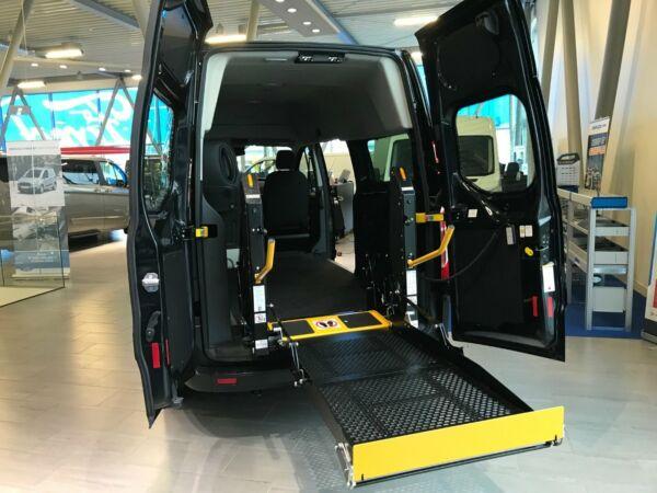 Ford Transit Custom Kombi 320L 2,0 TDCi 130 Ambiente aut. - billede 3