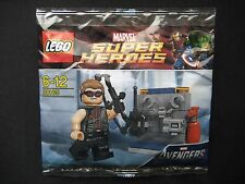 LEGO Super Heros Hawkeye with Equipment 30165 NEW