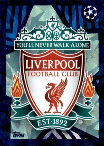 Topps Champions League 18//19 Club Logo Sticker 212