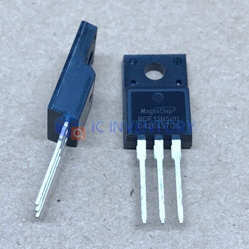 Lot of 5PCS MDF13N50 Encapsulation:TO-220,