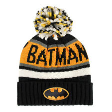 BATMAN OFFICIAL DC COMICS BEANIE BOBBLE HAT
