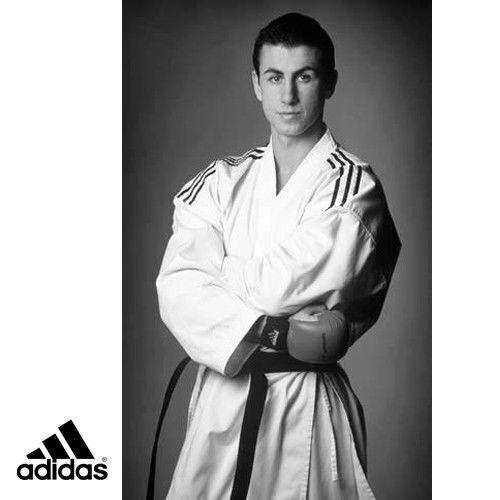 Adidas Karate  Middleweight Kata Elite Gi, 12oz uniform  good reputation