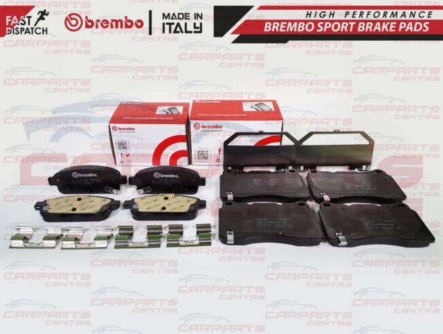 for Vauxhall Astra GTC J MK6 VXR Front Genuine Brembo Brake Pads Set P59079