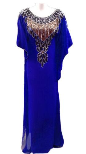 Kaftans Ms Abito elegante Dubai lungo 10144 Abaya molto marocchino Creation Abito HxEOqwUf