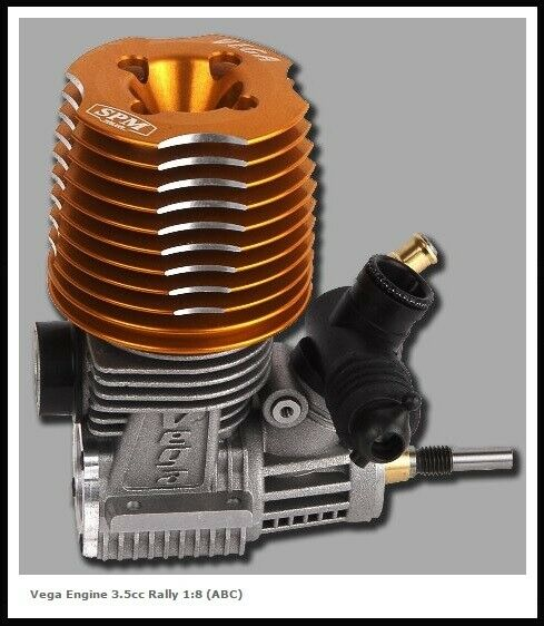 Motor Brojoe 1 8 Vega 7 Transplante Motores 3.5cc 81 VGT7RN Rally pro + Vela Glow