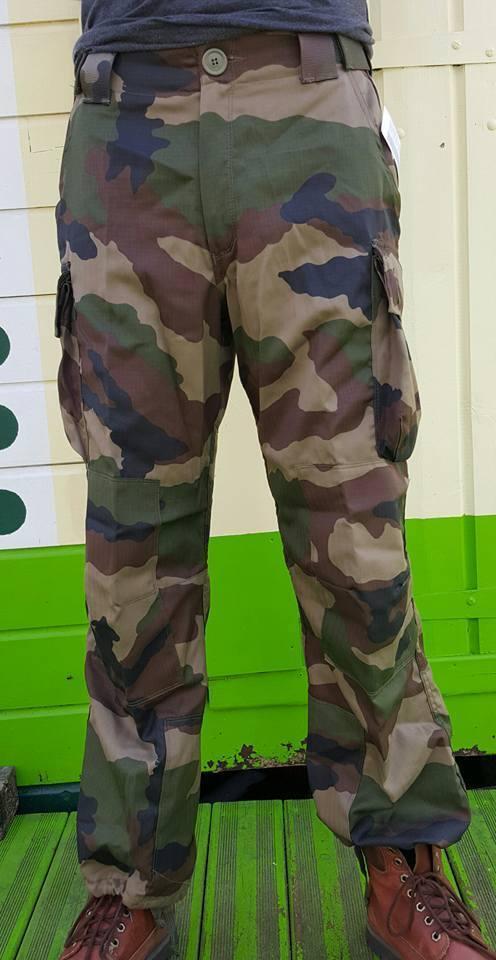 Pantalon Félin T4 (S2) outre-mer anti-moustique CCE armée francaise militaire