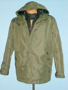 Men-039-s-Timberland-Parka-Jacket-Coat-3-in-1-W-Hood-Size-Large-Excellent-Condition