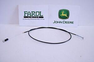 Genuine-John-Deere-Mower-Drive-Cable-SAU10689-JS63C-JS63V-JS63VC