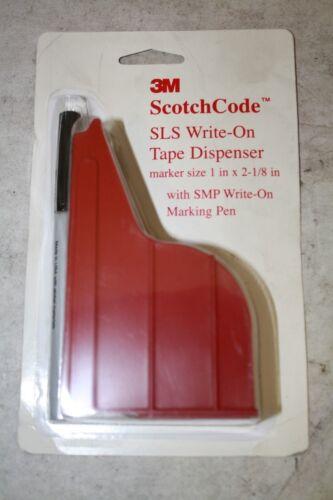 3M SCOTCH CODE SLS WRITE ON TAPE /& PEN