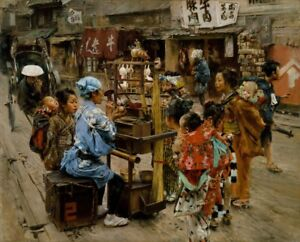 The-Ameya-Painting-by-Robert-Frederick-Blum-Art-Reproduction
