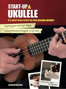 Learn-How-To-Play-UKULELE-Easy-Teach-Yourself-Method-Tutor-Music-Book-Chords-TAB