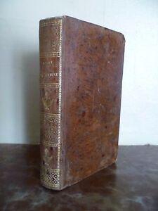 DE Religiosa Alta a La Perfección DE Abbe Baudrand / Perisse Lyon 1818