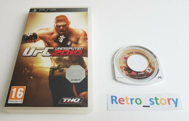 Sony PSP - UFC Undisputed 2010 - PAL