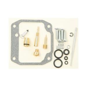 QUADBOSS Carb Carburetor Rebuild Kit For 1991-2001 Suzuki Quadrunner LT F160 160