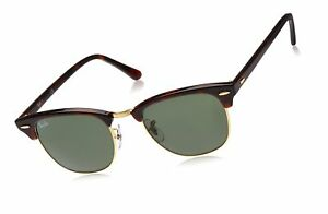 6fa668018b0295 Image is loading Ray-Ban-Sonnenbrille-CLUBMASTER-RB-3016-Brown-Brown-