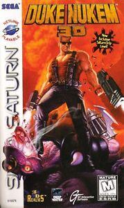 Duke-Nukem-3D-Sega-Saturn-Great-Condition-Fast-Shipping