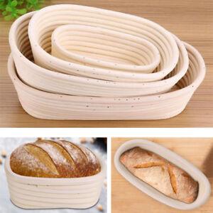 Handmade-Unbleached-Natural-Cane-Banneton-Proofing-Basket-Dough-Bread-Baking-M