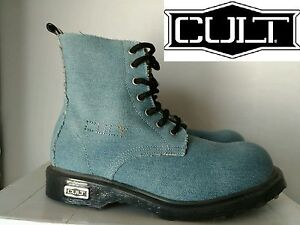 CULT-034-BELLISSIMO-ANFIBIO-COL-JEANS-N-39-NUOVO-034