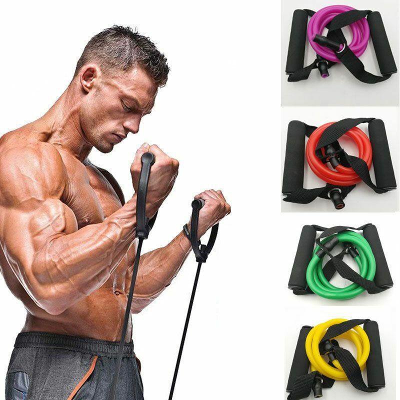 Fitness Latex Elastic Pilates Equipment Gym Pull