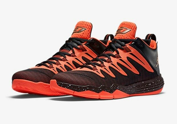 Jordan, US size 12 Price reduction, CP3, Black Orange colorway, Deadstock Price reduction Seasonal clearance sale