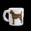 Patterdale-Terrier-Word-Art-Dog-Mug-Colour-Choice-Browns-or-Blacks-Xmas-Gift