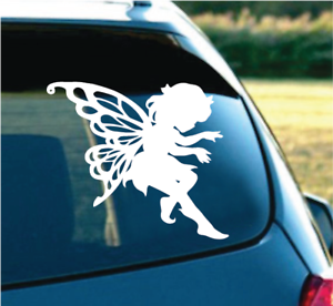 Butterfly vinyl sticker funny decal Car truck suv