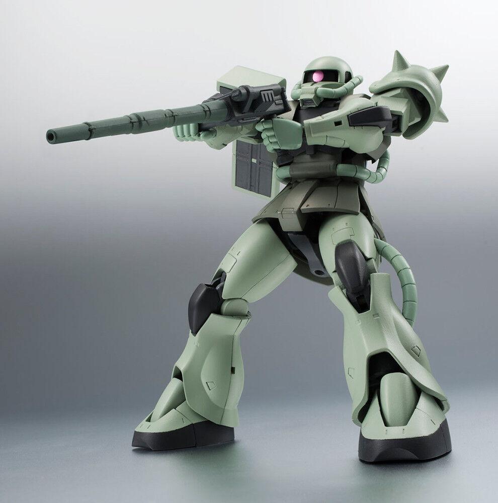 Robot Spirits MS-06 Zaku II Anime Ver. Side MS R197 Action Figure BANDAI