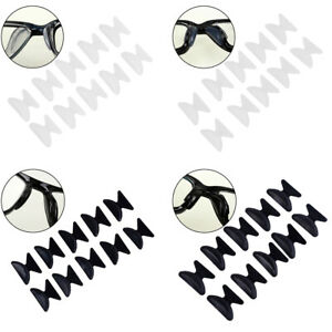 5Pairs-Glasses-Eyeglass-Sunglass-Spectacles-Anti-Slip-Silicone-039-Stick-On-Nose-PYL
