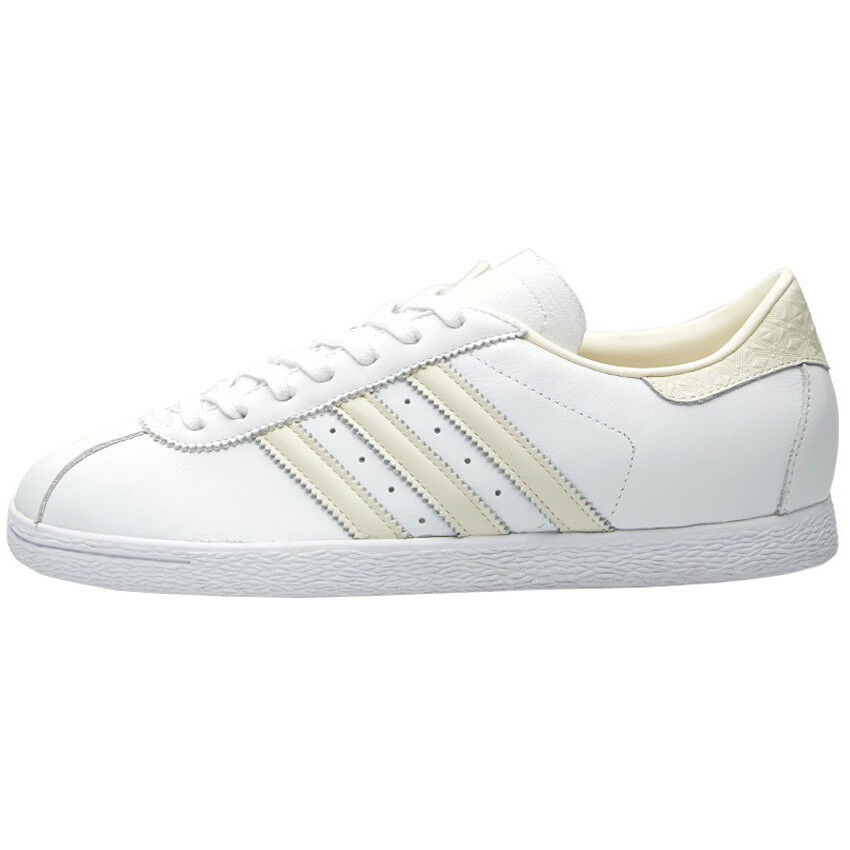 Adidas Originals by White Mountaineering Tobacco shoes White Leather New Rare
