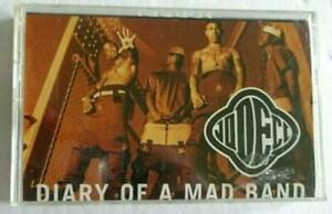 JODECI-Diary-of-a-Mad-Band-cassette-tape-1993-MCA-Records