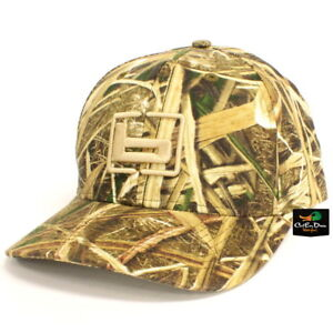 NEW BANDED GEAR HUNTING CAP HAT SHADOW GRASS BLADES CAMO W