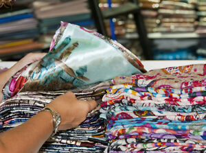 How to Care for Your Silk Scarf