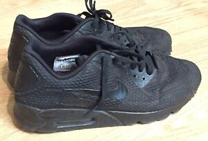 Details about Nike Air Max 90 Ultra BR Breathe 725222 010 Black Size 9.5