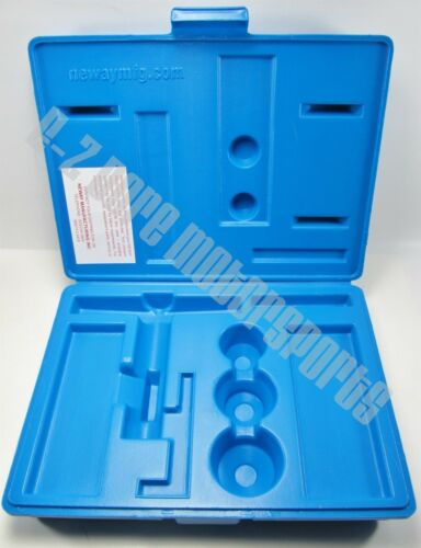 Neway CA303  Valve Cutting Tool Storage CaseSmall Series Cutters and Pilots