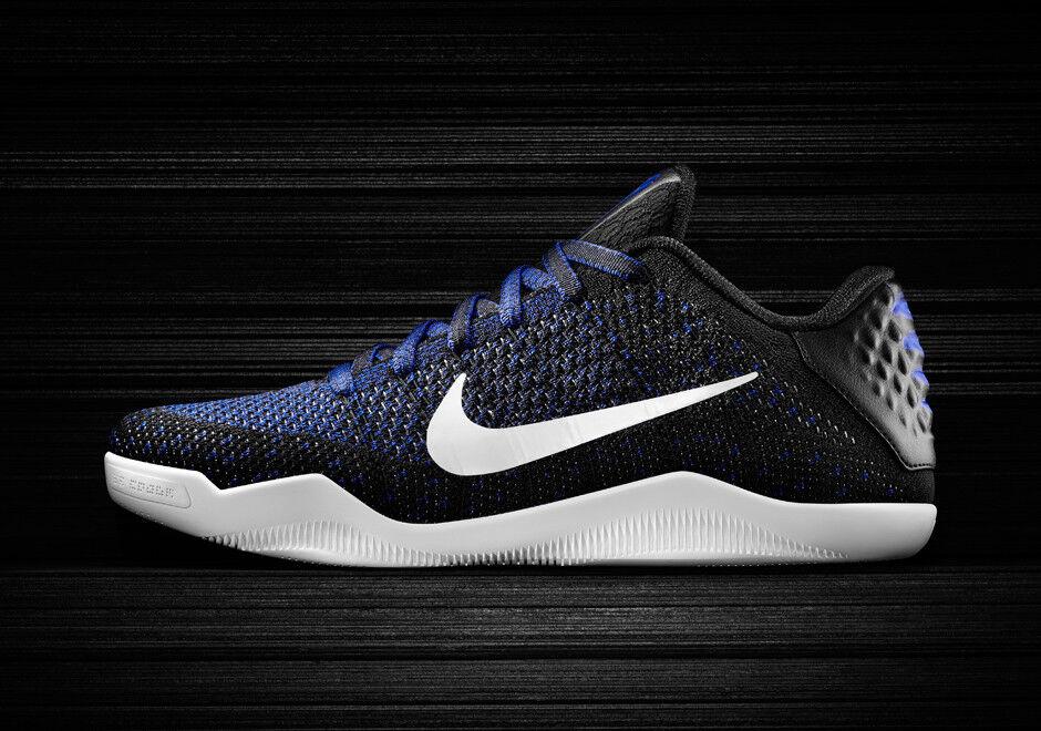 Nike kobe 11  xi elite mark parker racer blaue  11 12.822675-014 jordan kd c09a09