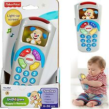 Baby Toys 6 to 12 Months 18 Boys Toy TV Remote Control Toddler Learning Toy
