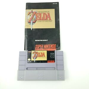 The-Legend-Of-Zelda-A-link-To-The-Past-Super-Nintendo-SNES-Fast-Ship-Authentic