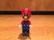 K'nex Super Mario Brothers Mario Minifigure Minifig