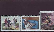 a119 - FRANCE - SG1590-1592 MNH 1962 FRENCH ART