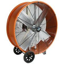 Maxxair 30 In Industrial Heavy Duty 2 Speed Pro Drum Fan Self Pick Up Only